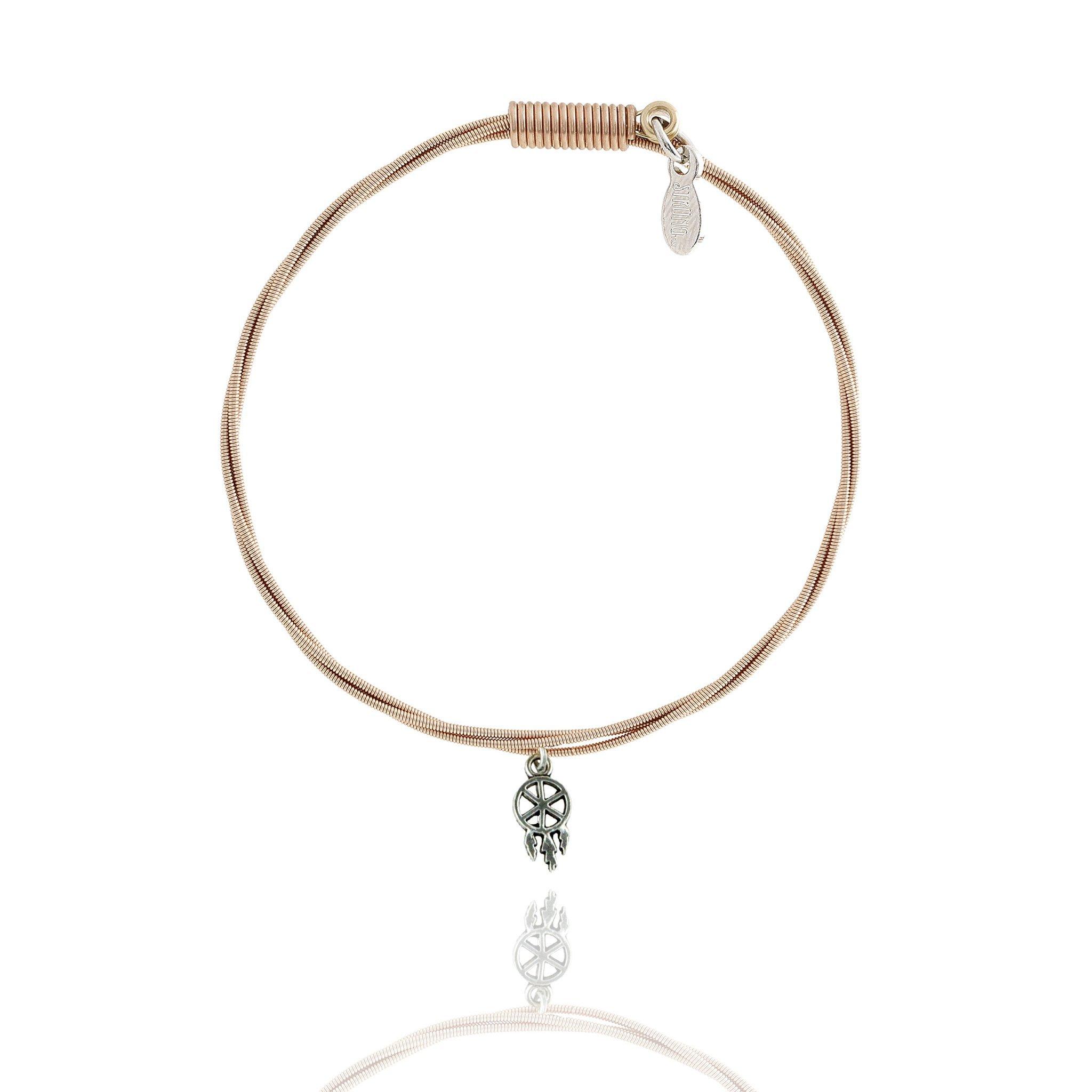 DREAM CATCHER DREAM ON Womens Bracelet
