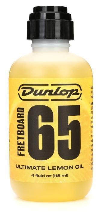 Dunlop 65 Lemon Oil 4oz