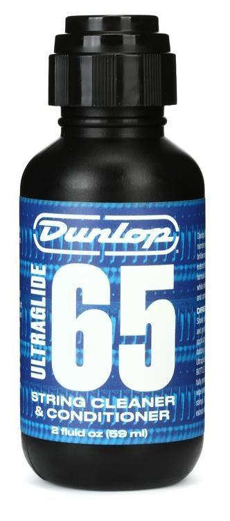 Dunlop 65 Ultraglide String Cleaner 2oz
