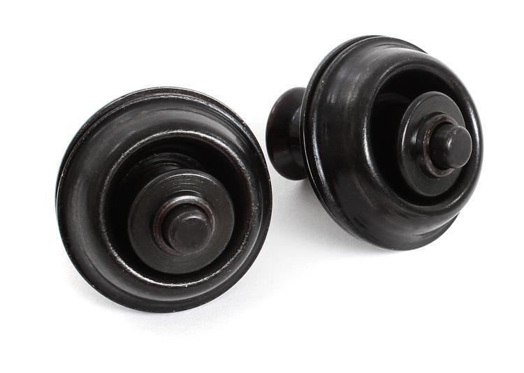 Dunlop Dual Straplock Black