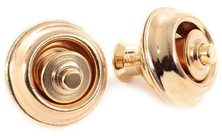 Dunlop Dual Straplock Gold