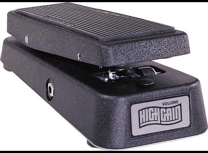 Dunlop GCB80 Hi-Gain Volume Pedal