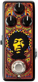 Dunlop Jimi Hendrix 69 Psych Series Mini Band Of Gypsys Fuzz Pedal