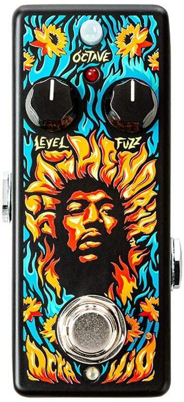 Dunlop Jimi Hendrix 69 Series Octavio Mini Fuzz Pedal