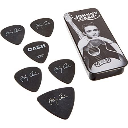 Dunlop Johnny Cash Memphis Medium Pick Tin