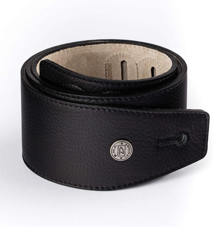 Dunlop Leather Strap 2.5 Black