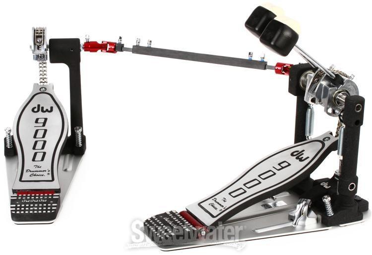 DW 9000 Series Double Kick Pedal