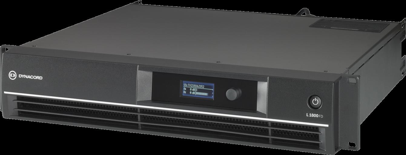 DYNACORD L1800FD-US Power Amplifier