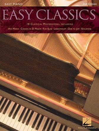 Easy Classics for Easy Piano