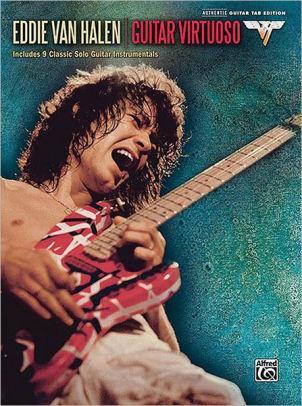 Eddie Van Halen - Guitar Virtuoso: Authentic Guitar TAB