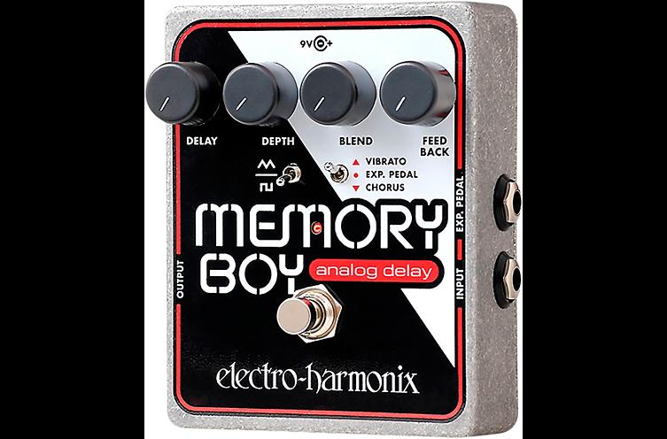 EHX Memory Boy Analog Delay
