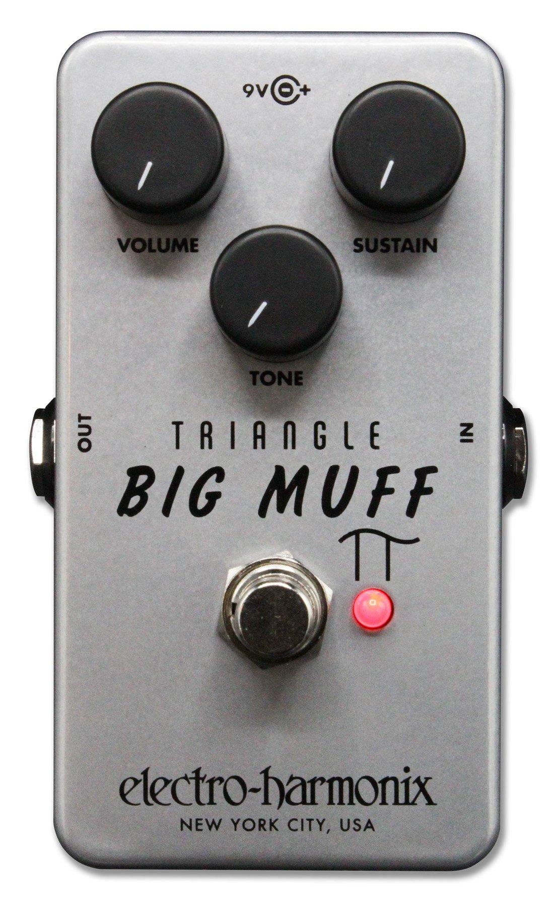 EHX Triangle Big Muff Distortion/Sustainer
