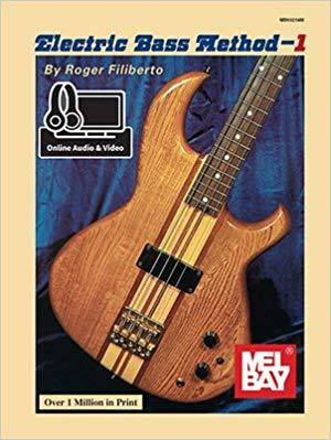 Electric Bass Method Volume 2 Book - Includes Online Audio/Video