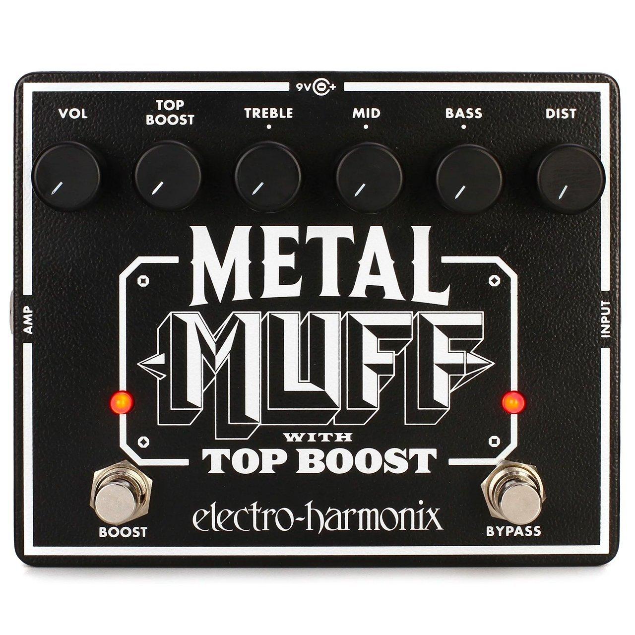 Electro Harmonix Metal Muff Distortion Pedal