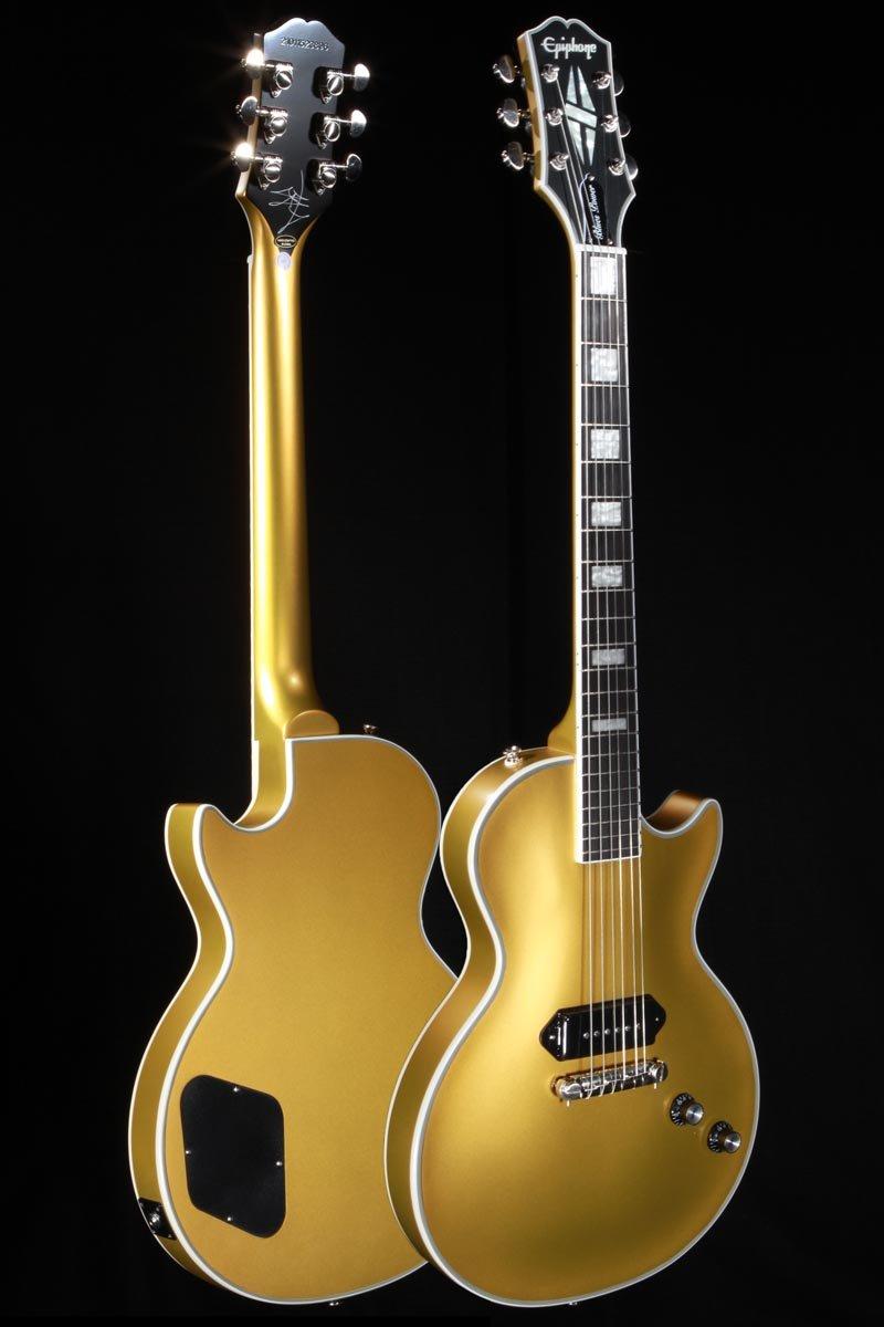 Epiphone Jared James Nichols Gold Glory Les Paul Custom