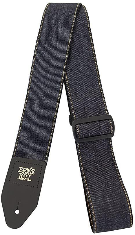 Ernie Ball P04059 Denim Guitar Strap