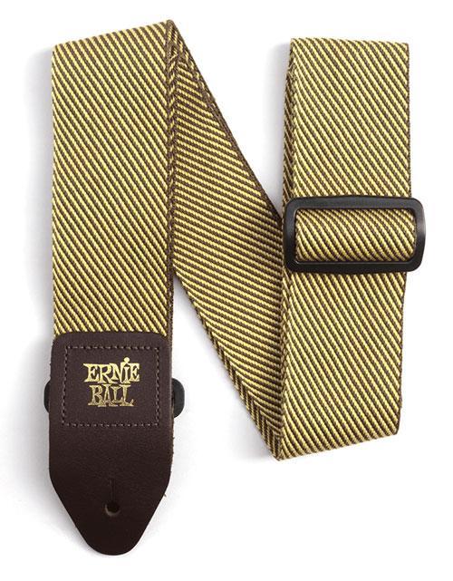 Ernie Ball P04100 Tweed Guitar Strap