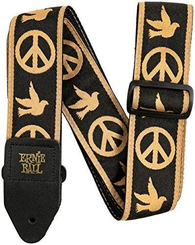 Ernie Ball P04613 Peace Love Dove Strap