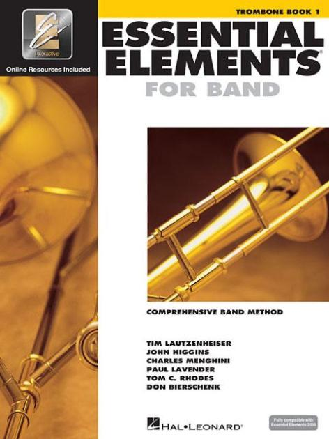 Essential Elements for Band: Book 1 - Trombone