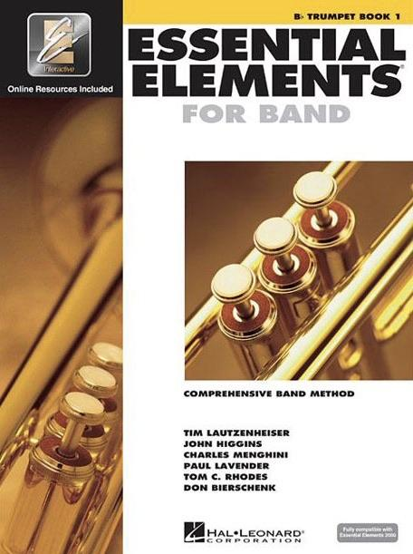 Essential Elements for Band: Book 1 - Trumpet