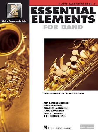 Essential Elements for Band: Book 2 - Alto Saxophone