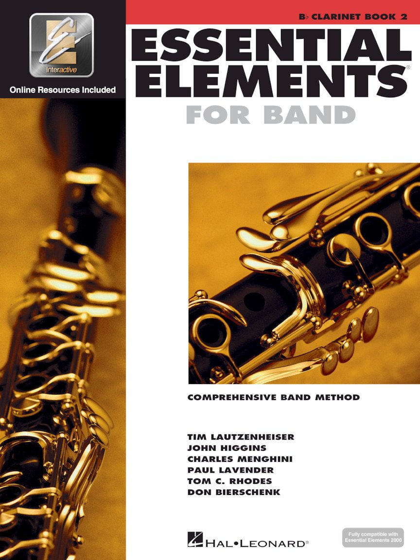 Essential Elements for Band: Book 2 - Clarinet