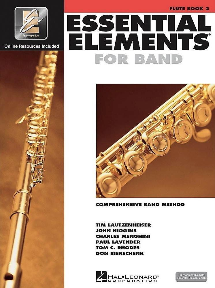 Essential Elements for Band: Book 2 - Flute