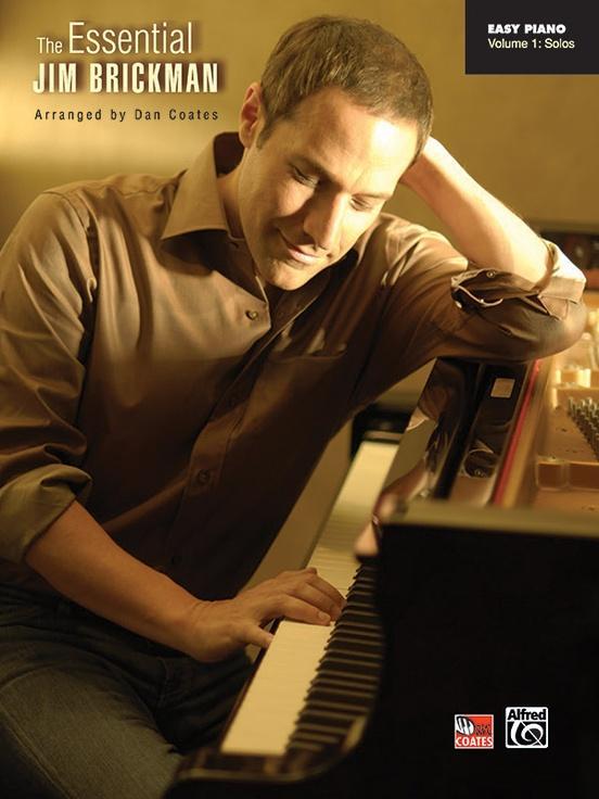 Essential Jim Brickman Vol 1 Piano Solos