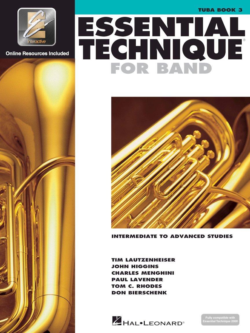 Essential Technique For Band Tuba Bk. 3
