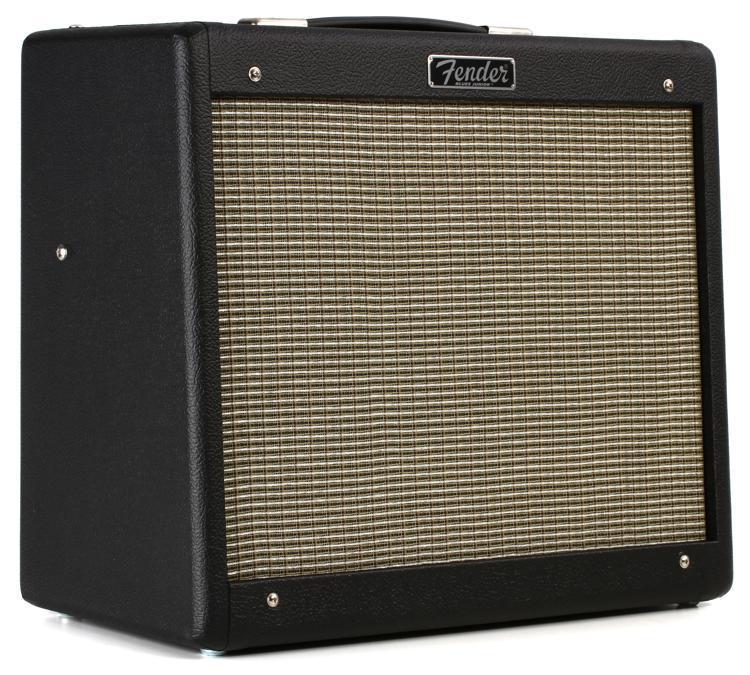 Fender Blues Junior IV Combo Guitar Amplifier Black