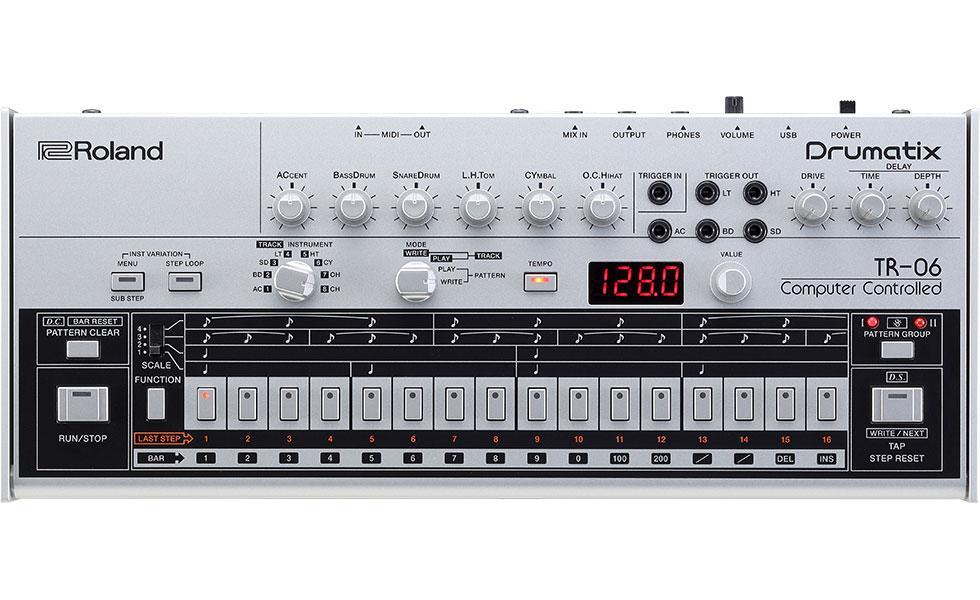 Roland TR-06 Boutique Series TR-606 Rhythm Performer