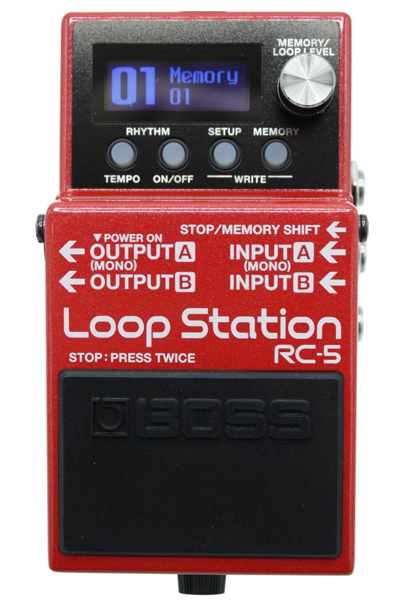 Boss RC-5 Guitar Loop Pedal