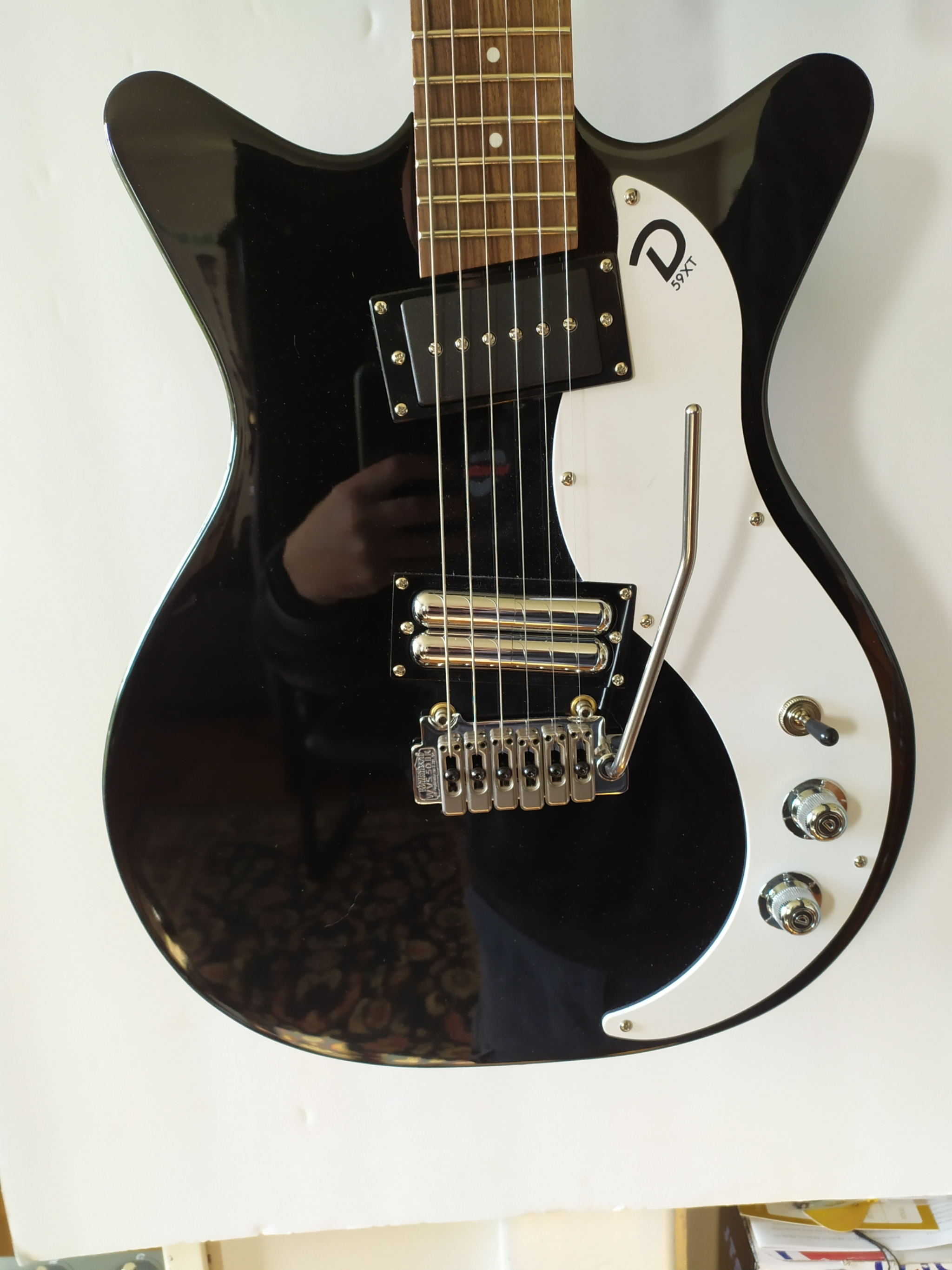 Danelectro '59XT - Black