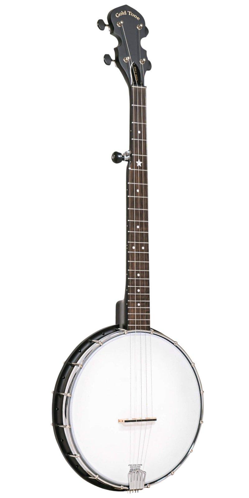 Gold Tone - AC Traveler Open Back Composite Banjo