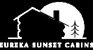 Eureka Sunset Cabins logo