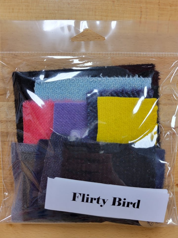 Flirty Bird Kit