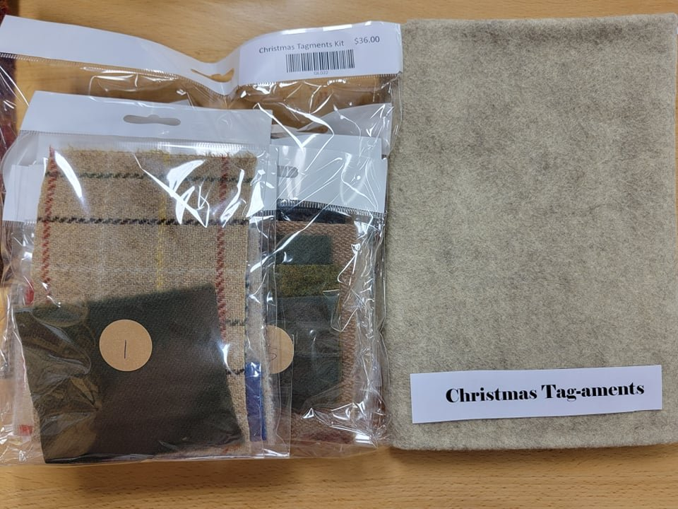 Christmas Tagaments Kit