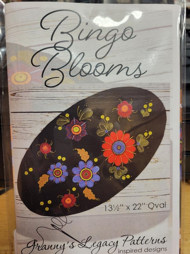 Bingo Blooms
