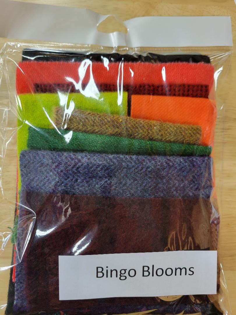 Bingo Blooms Kit