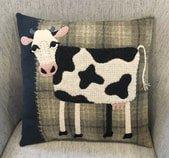 Big Cow Pillow