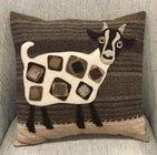 Big Goat Pillow