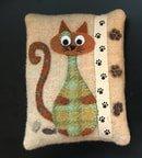 Crazy Cat Pincushion