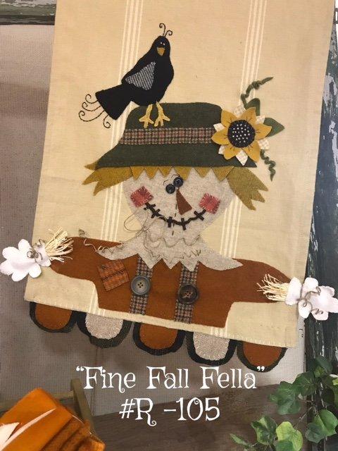 Fine Fall Fella