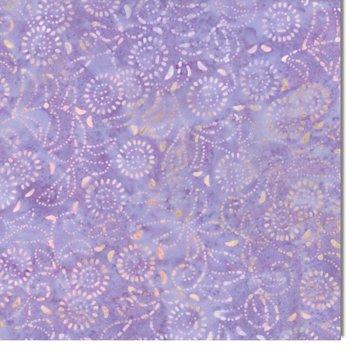 SEWBATIK 44 Rayon - Medora Flora - Lilac