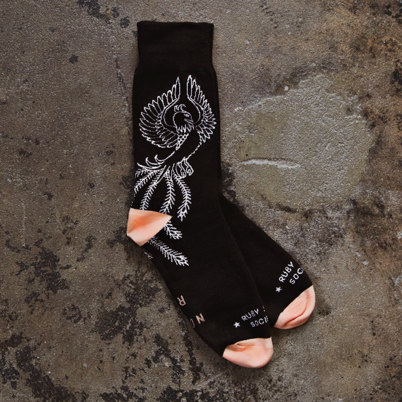 Ruby Star Society- Notion to Rise (Socks)