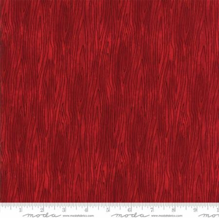 Moda- Hearthside Holiday- Deb Strain (Berry Red)