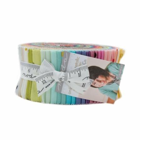 Moda- Ombre Confetti Jelly Roll