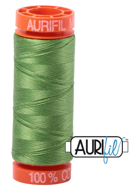 Aurifil- 1114 (Grass Green) x 220 yds