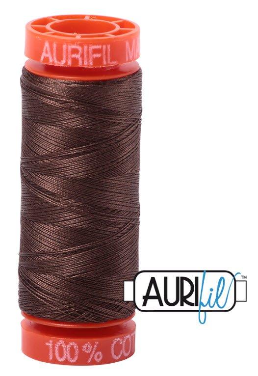 Aurifil- 1140 (Bark) x 220 yds