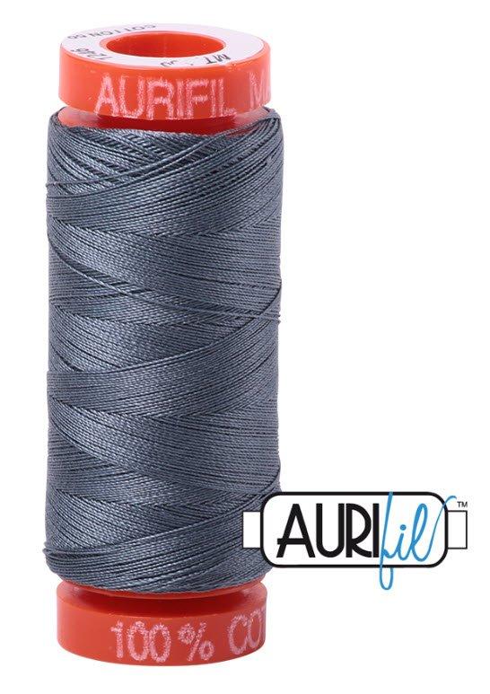 Aurifil- 1246 (Dark Grey) x 220 yds